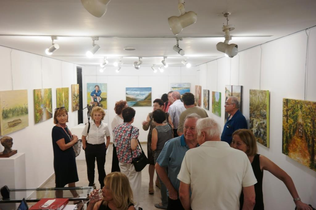 Clay Tales gallery - Exhibition at Efrat Gallery