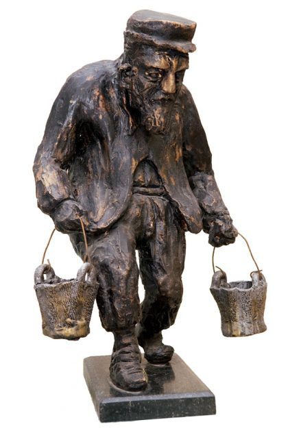 A  Water carrier from Lublin